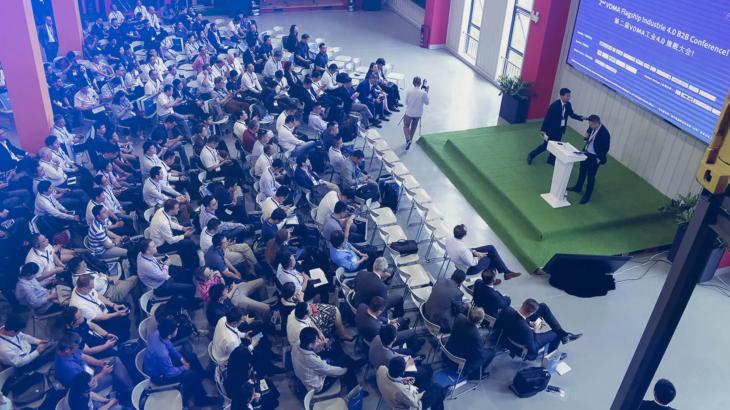 Digital Twin wird Fokusthema auf dem VDMA Flagship Industry 4.0 Event in Kunshan (China)